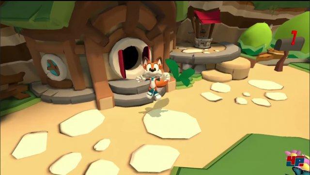 Screenshot - Lucky's Tale (PC)