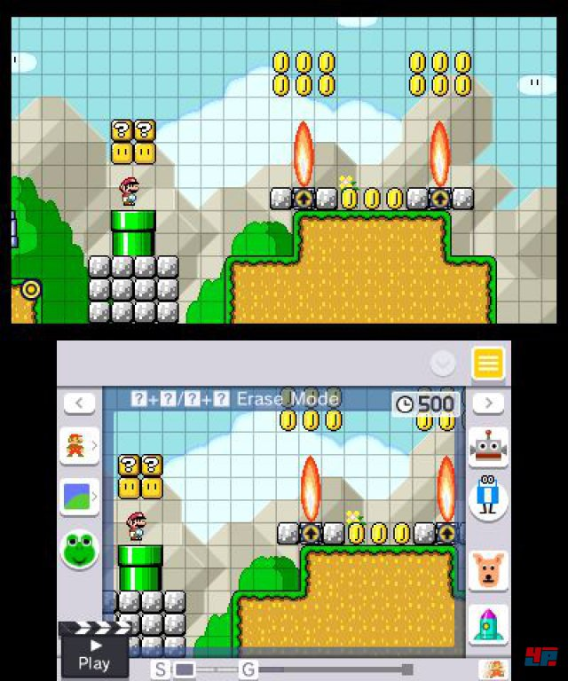 Screenshot - Super Mario Maker (3DS) 92537093