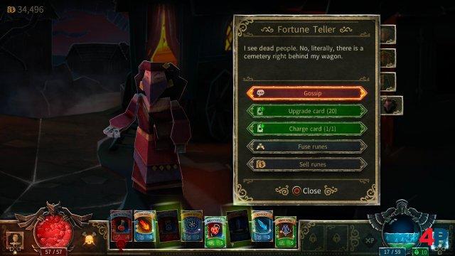 Screenshot - Book of Demons (PS4) 92611454