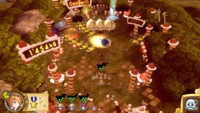 Screenshot - New Little King's Story  (PS_Vita) 2375252