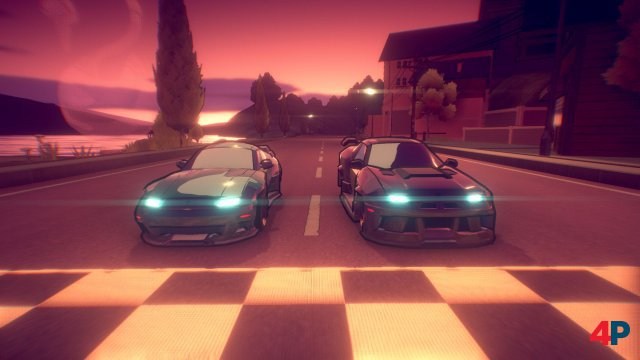 Screenshot - Inertial Drift (PC)