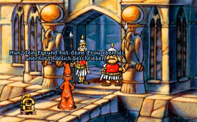 Screenshot - Discworld (PC)