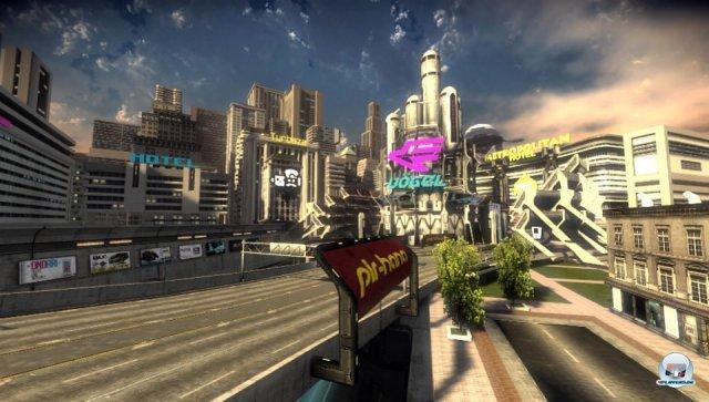 Screenshot - WipEout 2048 (PS_Vita)