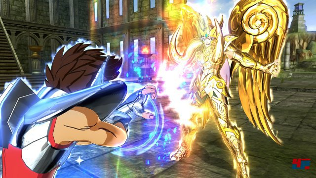 Screenshot - Saint Seiya: Soldiers' Soul (PC) 92505198