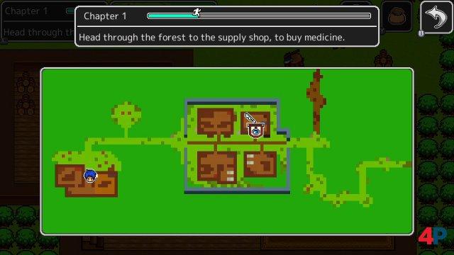Screenshot - Archlion Saga (Switch) 92592380
