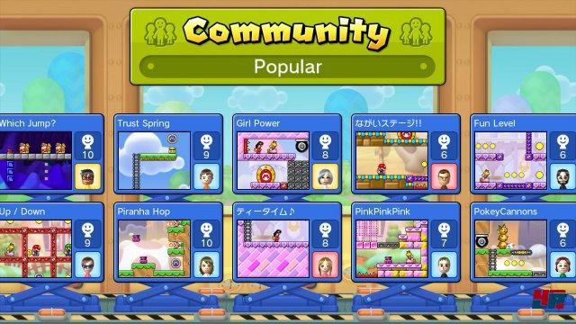 Screenshot - Mario vs. Donkey Kong (Wii_U) 92484265
