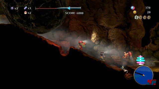 Screenshot - Spelunker Z (PlayStation4) 92499520