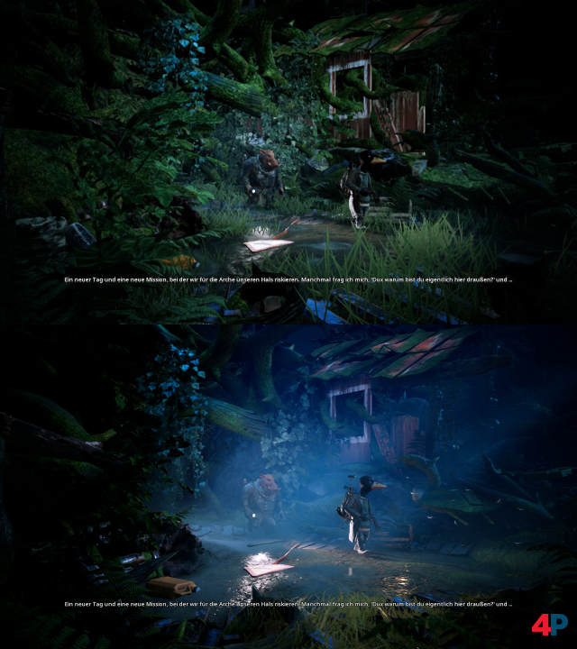Screenshot - Mutant Year Zero: Road to Eden (Switch)