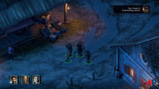 Screenshot - Pillars of Eternity 2: Deadfire (PS4) 92604860