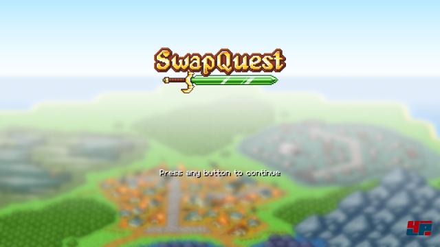 Screenshot - SwapQuest (PC)
