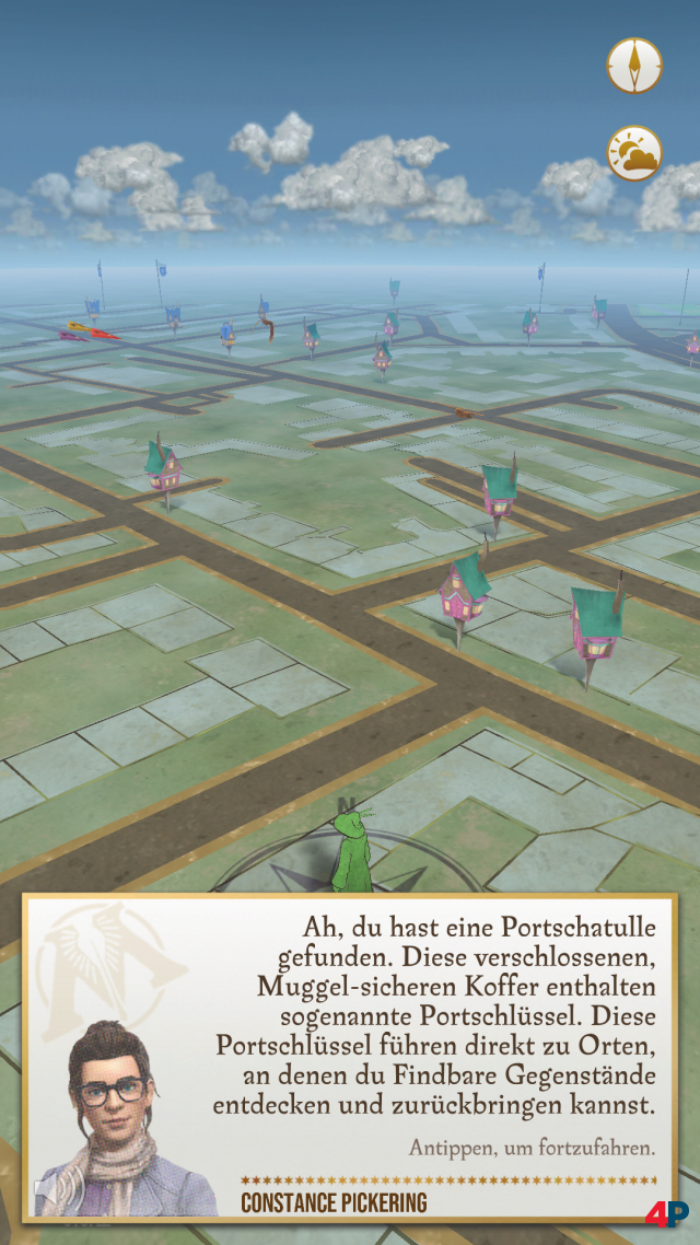 Screenshot - Harry Potter: Wizards Unite (Android) 92591009