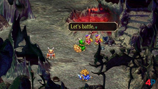 Screenshot - SaGa Frontier Remastered (PS4) 92639381