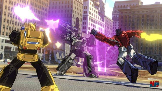 Screenshot - Transformers: Devastation (360) 92507333