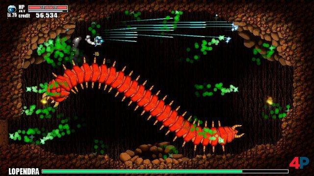 Screenshot - Willy Jetman: Astromonkey's Revenge (PC)