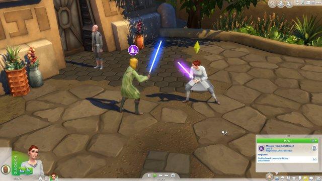 Screenshot - Die Sims 4 Star Wars: Reise nach Batuu-Gameplay-Pack (PC) 92624196