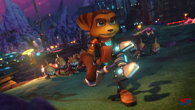 Screenshot - Ratchet & Clank (PlayStation4)