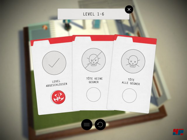 Screenshot - Hitman Go (iPad) 92481433