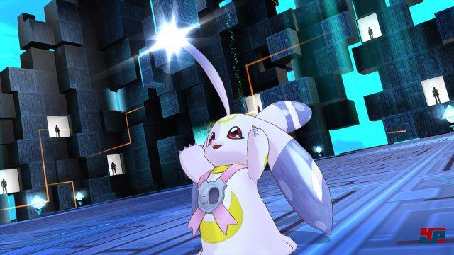 Screenshot - Digimon Story: Cyber Sleuth - Hacker's Memory (PS4) 92542692
