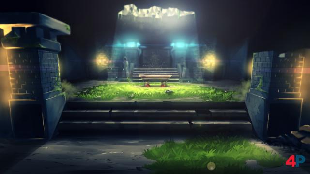Screenshot - Sword of the Necromancer (PC)