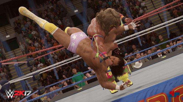 Screenshot - WWE 2K17 (PC) 92540362