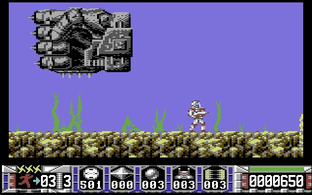 <b>Turrican</b> (1990)<br>