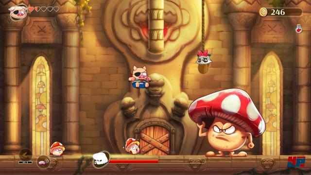 Screenshot - Monster Boy und das Verfluchte Königreich (PC) 92579722