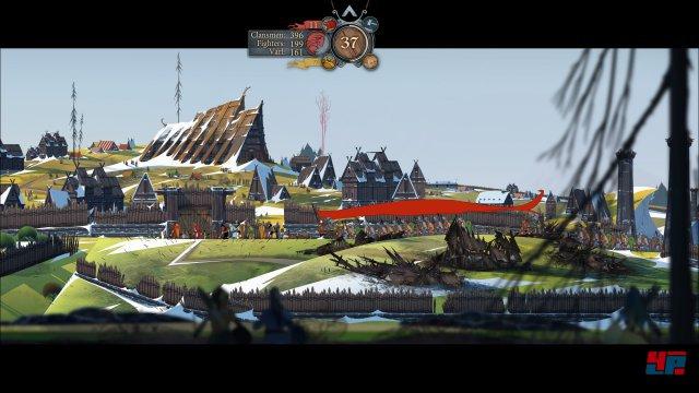 Screenshot - The Banner Saga 2 (PC) 92522816