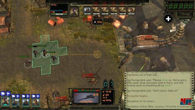 Screenshot - Wasteland 2 (Switch) 92572856