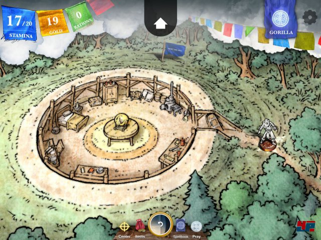Screenshot - Sorcery! - Teil 3 (iPad) 92503567