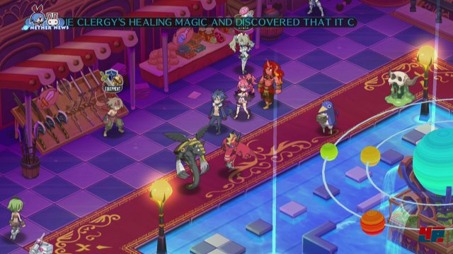 Screenshot - Disgaea 5: Alliance of Vengeance (PlayStation4) 92508601
