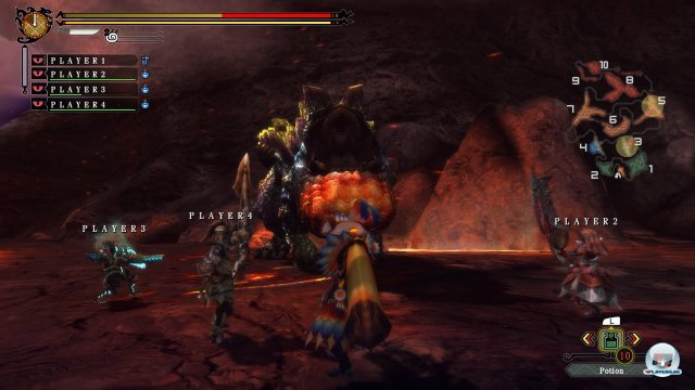 Screenshot - Monster Hunter 3 Ultimate (Wii_U) 92452302