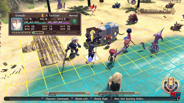 Screenshot - Tears to Tiara 2: Heir of the Overlord (PlayStation3) 92492053