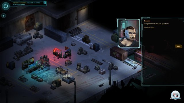 Screenshot - Shadowrun Returns (PC) 92465691