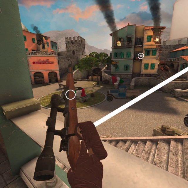 Screenshot - Sniper Elite VR (OculusQuest, VirtualReality)