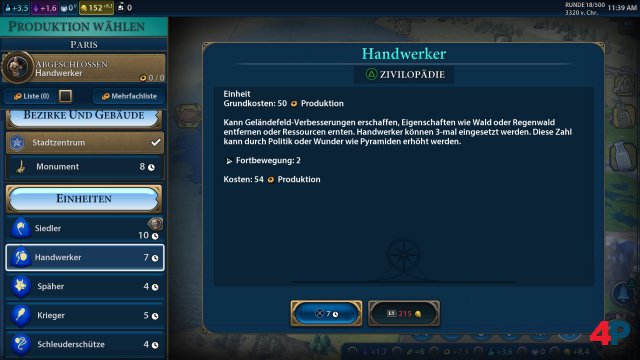 Screenshot - Civilization 6 (PS4) 92600754