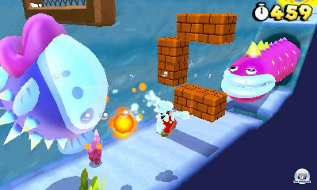 Screenshot - Super Mario 3D Land (3DS) 2280237
