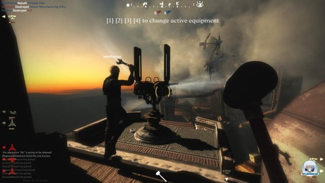 Screenshot - Guns of Icarus Online (PC)
