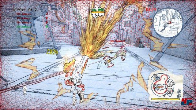 Screenshot - Drawn to Death (PS4) 92544160