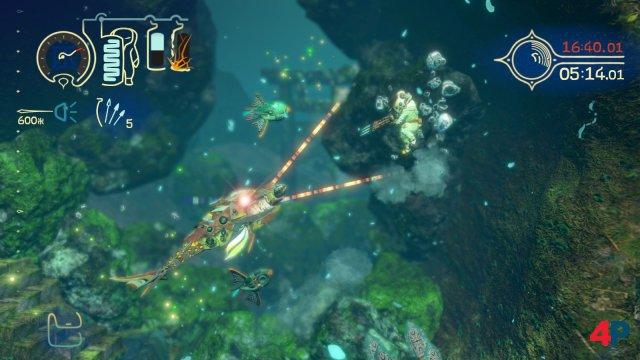Screenshot - Shineskai: Into the Depths (Switch)
