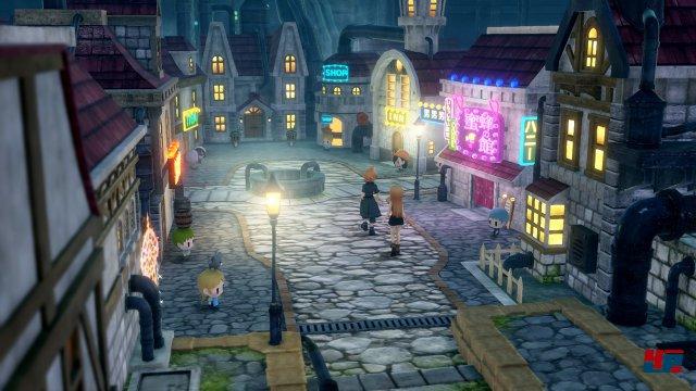 Screenshot - World of Final Fantasy (PS4) 92535980