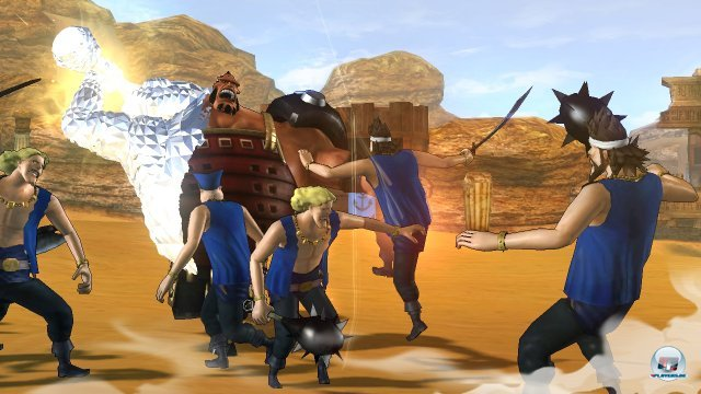Screenshot - One Piece: Pirate Warriors 2 (PlayStation3) 92462931