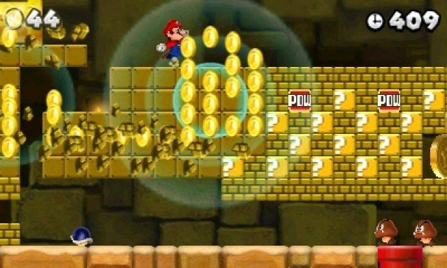 Screenshot - New Super Mario Bros. 2 (3DS) 2373447