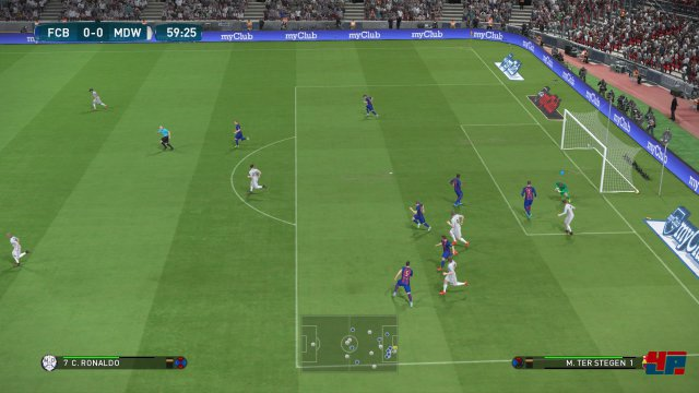 Screenshot - Pro Evolution Soccer 2017 (PS4) 92533245