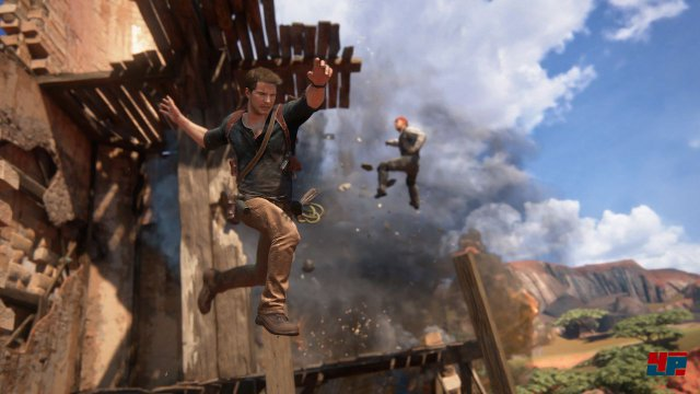 Screenshot - Uncharted 4: A Thief's End (PlayStation4) 92523607