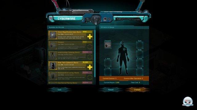 Screenshot - Shadowrun Returns (PC) 92465721