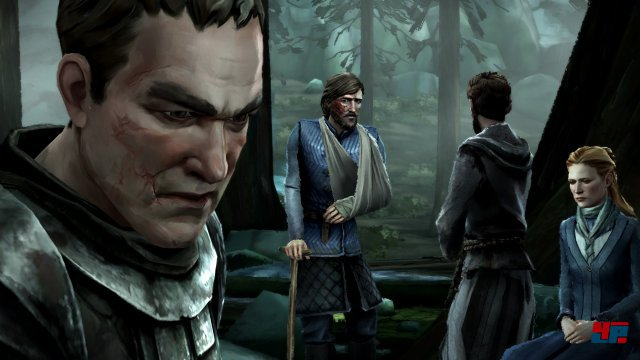 Screenshot - Game of Thrones - Episode 3: The Sword in the Darkness (iPad) 92502861