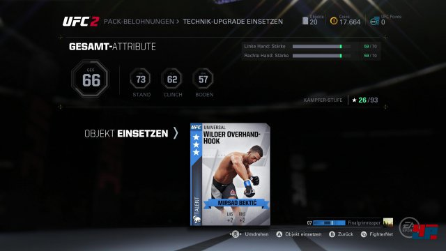 Screenshot - EA Sports UFC 2 (PlayStation4) 92522405
