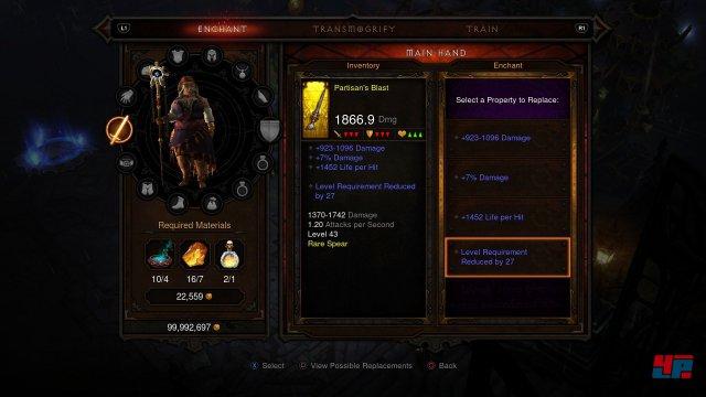 Screenshot - Diablo 3: Reaper of Souls (PlayStation4) 92488881