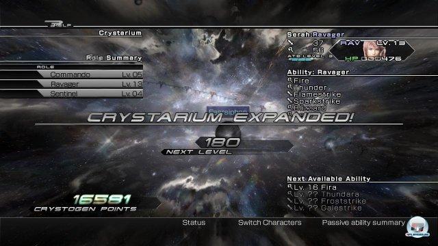 Screenshot - Final Fantasy XIII-2 (PlayStation3) 2288347