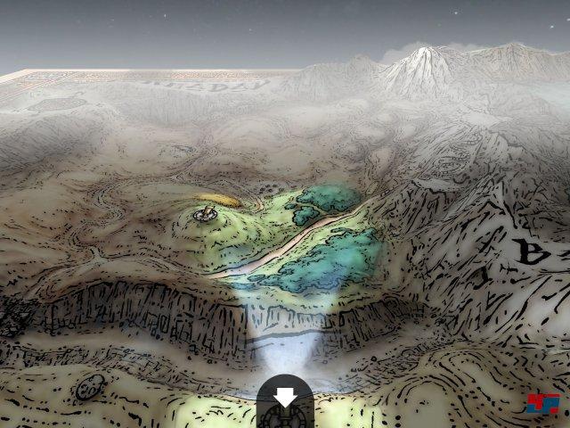 Screenshot - Sorcery! - Teil 3 (iPad) 92503550